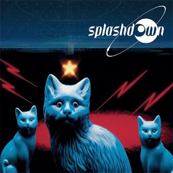 Splashdown - Blueshift cover